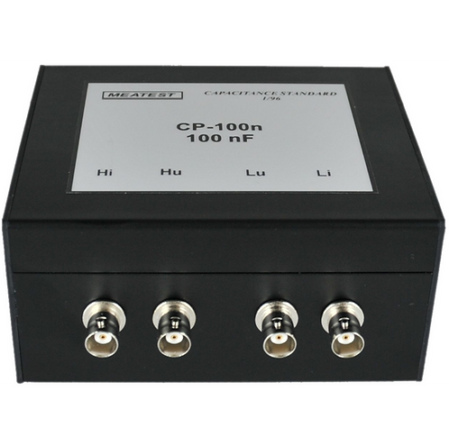 Meatest MTE CP 10pF to 100μF Laboratory Capacitance Standards