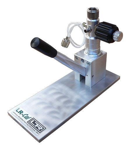 LR-Cal LPP 60-T Pneumatic Pressure Comparison Pump -0.95 to +40 bar