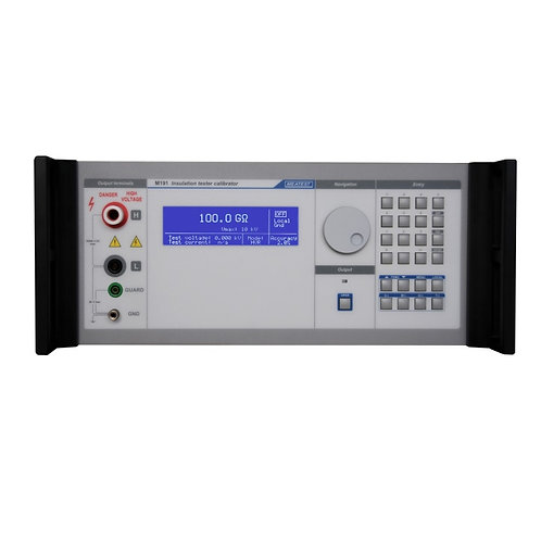 Meatest M191 High Resistance Decade Insulation Tester Calibrator