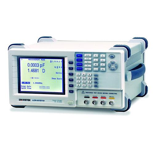 GW Instek LCR-8000G Series Precision LCR Meter 20Hz to 10MHz