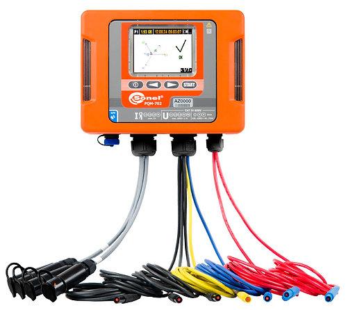 Sonel PQM-702 TRMS 1kV Built in GPS GSM