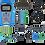 Thumbnail: Metrel MI 3122 SMARTEC Z Line Loop RCD, TRMS