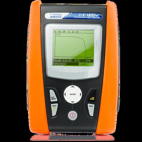 HT Instruments I-V400W PV Installation Tester 1000V 15A I-V Curve Photovoltaic