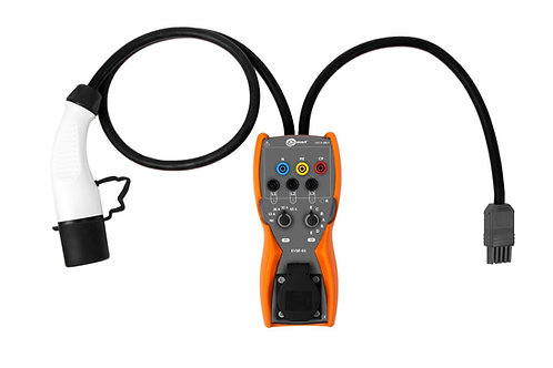 Sonel EVSE-01 Vehicle Charging Station Adapter Use with MPI Series Meters