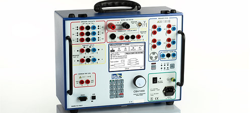 ISA CBA 1000 HV Circuit Breaker Analyzer and Microhmmeter