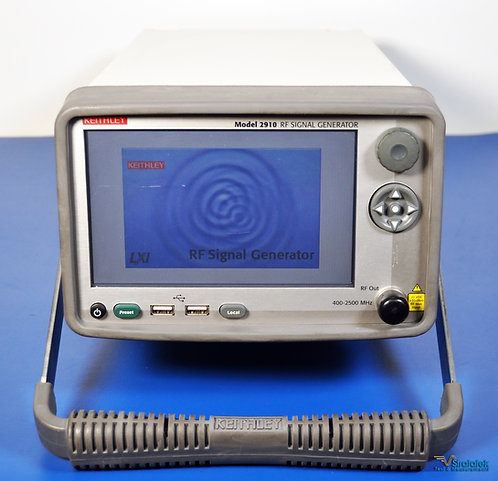 Keithley 2910 RF Vector Signal Generator 400MHz to 2.5GHz
