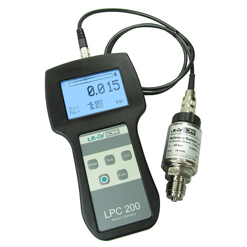 LR-Cal LPC 200 Electronic Pressure Calibrator