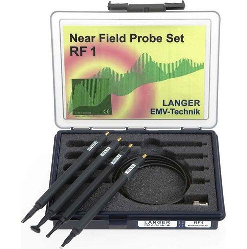 Langer EMV RF1 Set Near-Field Probes 30 MHz up to 3 GHz