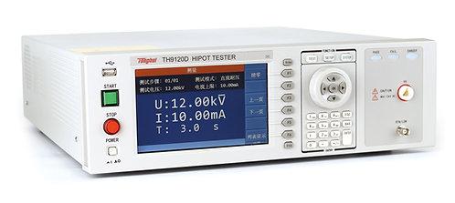 Tonghui TH9120D High voltage Hipot Tester: DC 12kV ARC Detection
