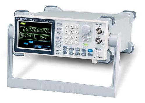 GW Instek AFG-2125 25MHz Arbitrary Function Generator AFG AWG Ext. Count