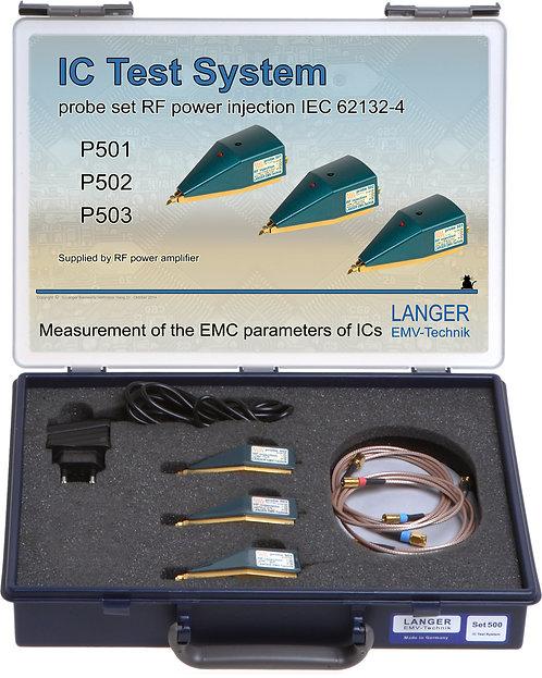 Langer EMV P500 Probe Set RF Power Injection
