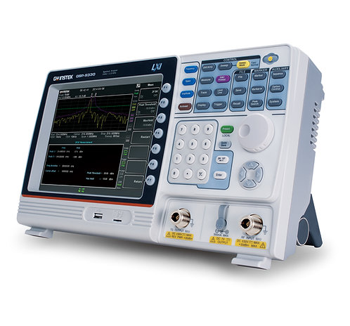 GW Instek GSP-9330 Spectrum Analyzer 3.25GHz