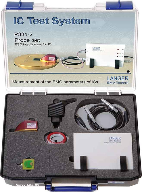 Langer EMV P331-2 Probe Set ESD Pulse Injection acc. IEC 61000-4-2