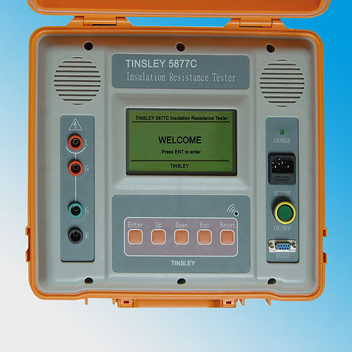 Tinsley 5877C Insulation Tester