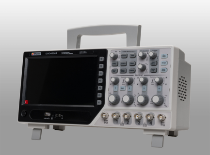 Saluki DSO4000 Series Oscilloscope 80MHz 100MHz 200MHz 250MHz 4 Channels