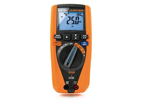 HT Instruments Jupiter Multifunction Multimeter to Test Electrical Safety