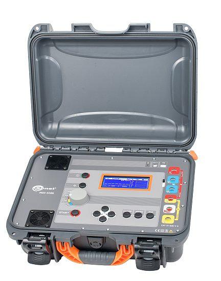 Sonel - MZC-320S - High-current loop impedance meter, 550V