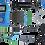 Thumbnail: Metrel MI 3125 BT EurotestCOMBO Insulation, Continuity Tester, TRMS, RCD 1000V