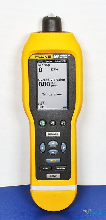 Fluke 805 Vibration Meter - 10 Hz to 20 kHz with Warranty
