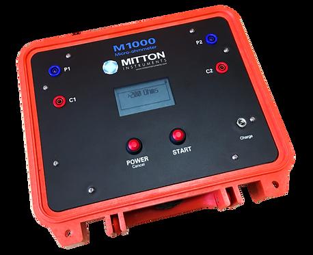 Mitton Instruments - M1000 Micro-Ohmmeter 200 Ω - DLRO