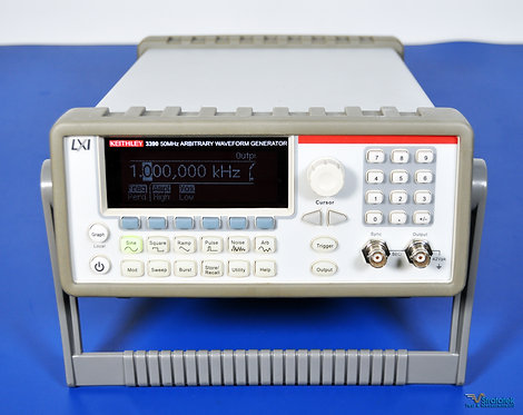 Keithley 3390 Arbitrary Waveform Generator 50MHz AFW AWG Function Generator
