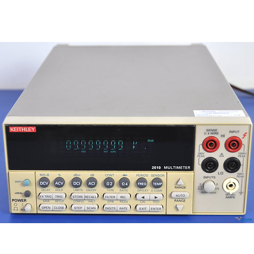 Keithley 2010 Series 7.5 Digit Multimeter DMM NIST Calibrated with Warranty