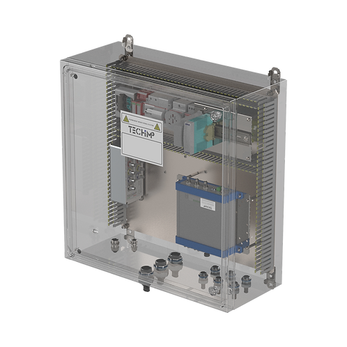 Techimp PD Monitoring systems - PD Hub