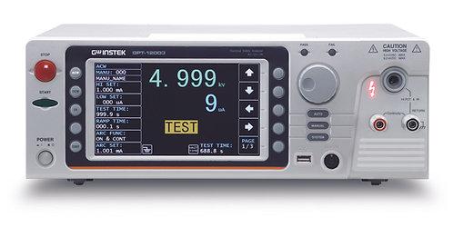 GW Instek GPT-12003 Safety Analyzer Tester Hi-Pot 200VA AC/DC and IR Hipot