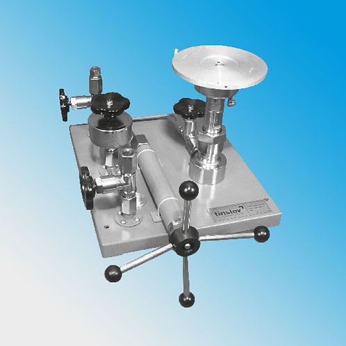 Tinsley Dead Weight Testers