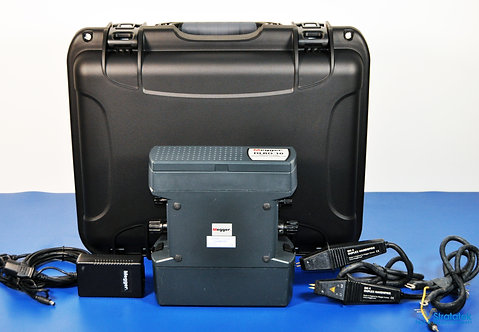 Megger DLRO10 10A with Leads Digital Low Resistance Ohmmeter - NIST Calibrated