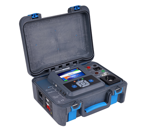 Metrel MI 3360 F OmegaGT XA PAT Tester Continuity, Insulation Resistance