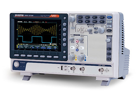 GW Instek GDS-1074B Digital Storage Oscilloscope 70MHz DSO 4 Channel