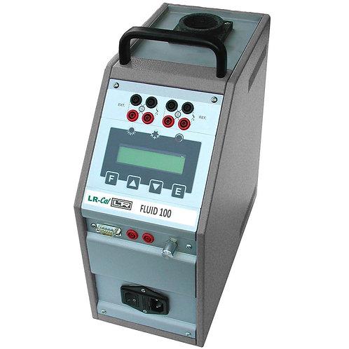 LR-Cal FLUID 100-N/100-N-2I Portable Temperature Calibration Bath -12 to +140°C