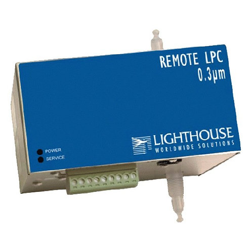Lighthouse Remote Liquid Particle Counter 0.3micron