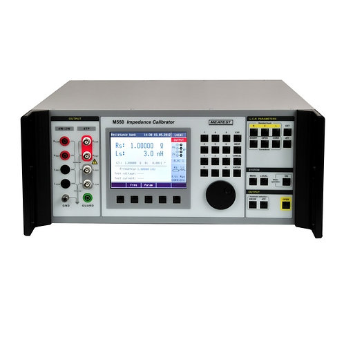 Meatest M550 Impedance Calibrator