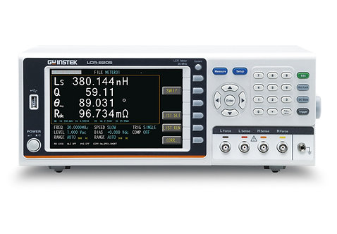 GW Instek LCR-8200 Series High Frequency LCR Meters 10Hz - 5MHz Range