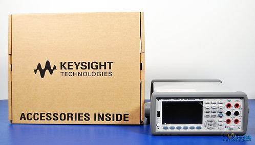 Keysight 34465A 6 1/2 Digit TrueVolt Multimeter NIST Calibrated DMM 30ppm