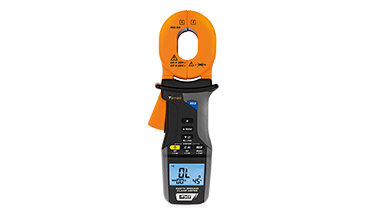 HT Instruments T2100 Clamp Earth Ground Resistance Without Rods Clamp Meter