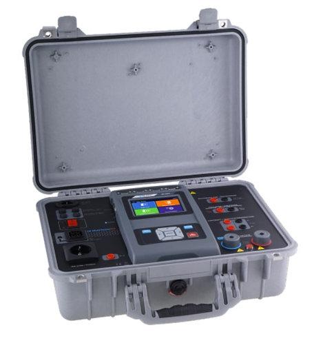 Metrel MI 3394 LB CE MultiTesterXA, High Voltage, Continuity, Insulation Tester