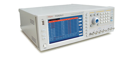 Tonghui TH2829LX Automatic Transformer Test System up to 200kHz 5mV-2Vrms