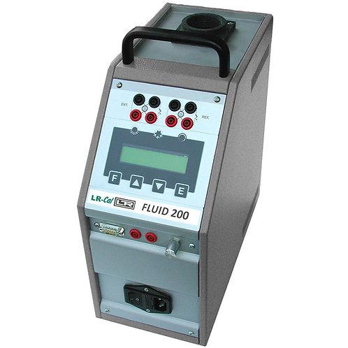 LR-Cal FLUID 200/200-2I Portable Temperature Calibration Bath -20 to +200°C