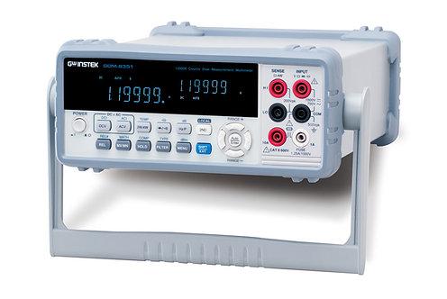 GW Instek GDM-8351 5 1/2 Digit Benchtop Multimeter 5.5 Digit