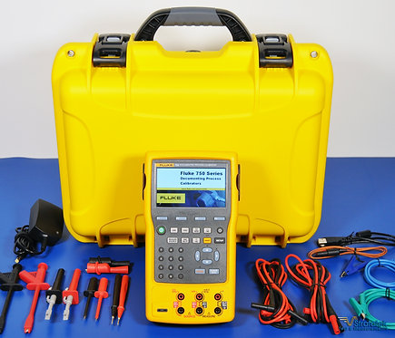 Fluke 754 Documenting Process Calibrator HART - NIST Calibrated with Warranty