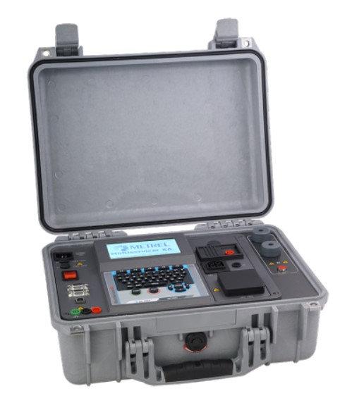 Metrel MI 3321 MultiservicerXA, Continuity, Insulation, Withstanding voltage