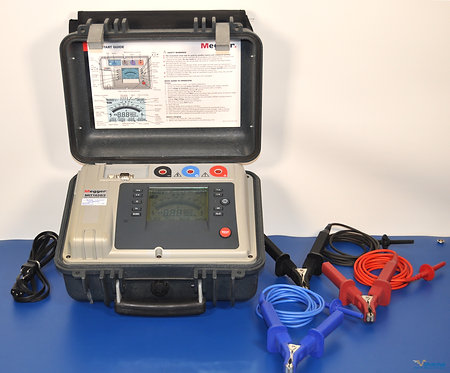 Megger MIT1020/2 10kV Insulation Tester - NIST Calibrated with Warranty