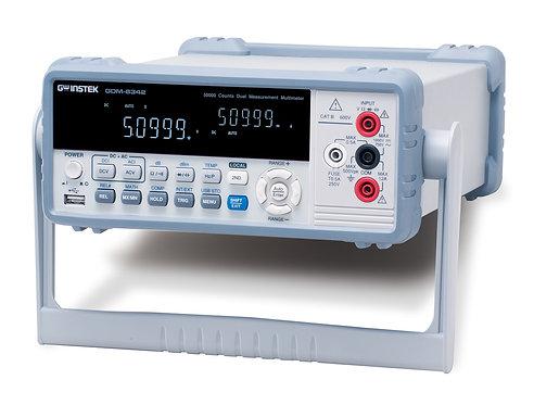 GW Instek GDM-8342 Digital Multimeter Benchtop DMM 50,000 Counts