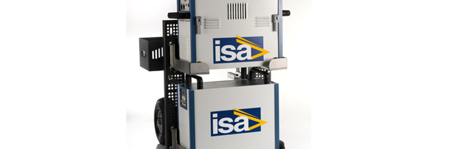 ISA STS 5000 +TD5000 TD PF Multi-Function Test Set