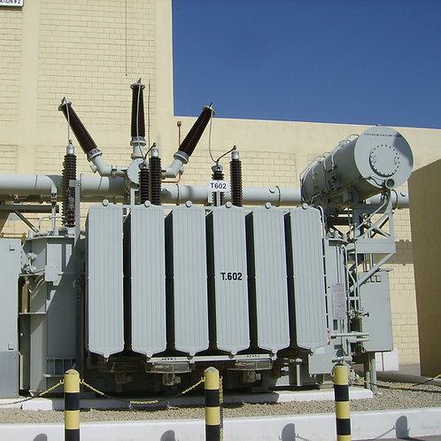 Techimp PD Monitoring for Transformer