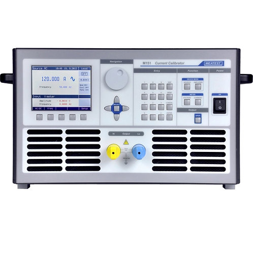 Meatest M151 High Current Calibrator 120A (120 Amps) 250ppm