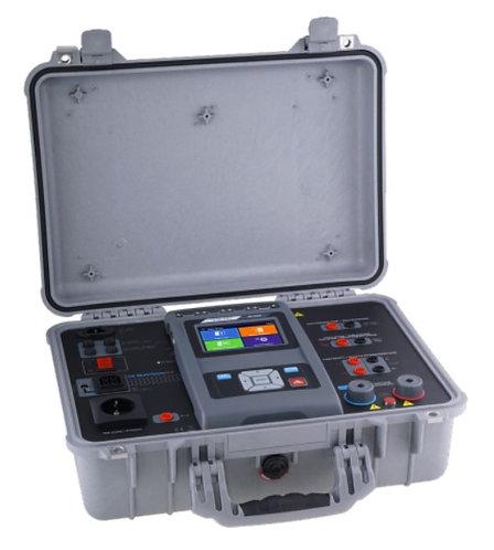 Metrel MI 3394 LN CE MultiTesterXA, High Voltage, Continuity, Insulation Tester